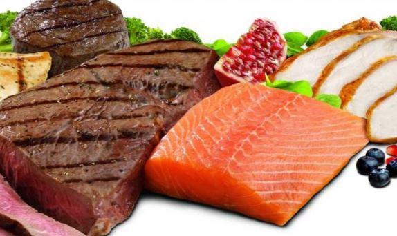 Carnes y pescados para la dieta paleo